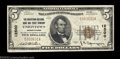 National Bank Notes:Pennsylvania, Uniontown, PA - $5 1929 Ty. 1 The Uniontown NB & TC Ch....