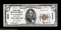 National Bank Notes:Pennsylvania, Waynesboro, PA - $5 1929 Ty. 1 The Citizens NB Ch. # ...
