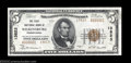 National Bank Notes:Pennsylvania, Wilkinsburg, PA - $5 1929 Ty. 2 The First NB Ch. # ...