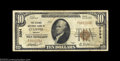 National Bank Notes:Virginia, Culpepper, VA - $10 1929 Ty. 1 The Second NB Ch. # ...