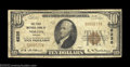 National Bank Notes:Virginia, Norton, VA - $10 1929 Ty. 1 The First NB Ch. # 6235