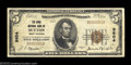National Bank Notes:West Virginia, Sutton, WV - $5 1929 Ty. 1 The Home NB Ch. # 9604