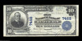 National Bank Notes:Wisconsin, Beaver Dam, WI - $10 1902 Plain Back Fr. 624 The Old NB