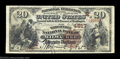 National Bank Notes:Wisconsin, Milwaukee, WI - $20 1882 Brown Back Fr. 499 The ...