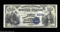 National Bank Notes:Wisconsin, Neenah, WI - $20 1882 Value Back Fr. 581 The National ...