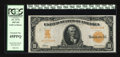 Fr. 1172 $10 1907 Gold Certificate PCGS Extremely Fine 45PPQ