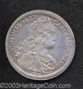 Austria: , Austria: Charles VI Taler 1725, KM693, Dav-1054, curved sidedshield on the reverse. XF, but lightly cleaned and a few smallhairline...