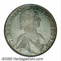 Austria: , Austria: Maria Theresa Taler 1759-X, KM745, Dav-1121, choiceAU-UNC, lightly cleaned long ago and now nicely toned. The contrastbetw...