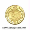 Bolivia: , Bolivia: Republic. Gold 1/2 Escudo 1868-FE, KM140, AU-UNC and fully lustrous, but with a small plugged hole at the top, as is almost ...