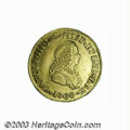 Colombia: , Colombia: Carlos III gold 2 Escudos 1768PN-J, KM36.2, XF withsignificant mint luster and strong details throughout. Anattractive exa...