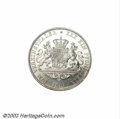 German States:Bavaria, German States: Bavaria. Maximillian II Taler 1861, KM468, Dav-606,nice BU, full frosty white luster, very light handling in thefields. ...