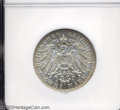 German States:Bremen, German States: Bremen. 2 Mark 1904J, KM250, MS65 NGC, fully brilliant with light attractive toning....
