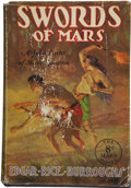 Books:First Editions, Edgar Rice Burroughs. Swords of Mars....