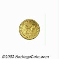 Mexico: , Mexico: Republic. Gold 1/2 Escudo 1856/5-C-CE, KM378, very scarcedate and an unlisted overdate. Choice XF-AU with nearly full mint...