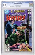 Modern Age (1980-Present):Horror, House of Mystery #306 (DC, 1982) CGC NM/MT 9.8 Off-white to whitepages....