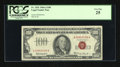 Small Size:Legal Tender Notes, Fr. 1551 $100 1966A Legal Tender Note. PCGS Very Fine 25.. ...