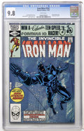 Modern Age (1980-Present):Superhero, Iron Man #152 (Marvel, 1981) CGC NM/MT 9.8 White pages....