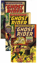 Silver Age (1956-1969):Western, The Ghost Rider #1-7 Group (Marvel, 1967) Condition: AverageVF/NM.... (Total: 7 Comic Books)