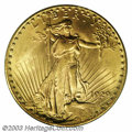Saint-Gaudens Double Eagles: , 1929 $20 MS64 PCGS. The 1929 inaugurates the final ...