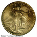 Saint-Gaudens Double Eagles: , 1931 $20 MS65 NGC. Since virtually the entire population ...
