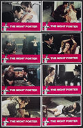 "Movie Posters:Drama, The Night Porter (AVCO Embassy Pictures, 1974). Lobby Card Set of 8 (11"" X 14""). Drama. Starring Dirk Bogarde, Charlotte Ram... (Total: 8 Items)"