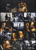 "Movie Posters:Adventure, Pirates of the Caribbean: The Curse Of The Black Pearl (Walt DisneyProductions, 2003). Lobby Cards (14) (11"" X 14""). Johnny... (Total:14 Items)"