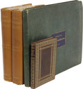 Books:Non-American Editions, Four Books By or About Mary Shelley. Includes the following:. Maud Rollston: Talks with Lady Shelley. (London: Georg... (Total: 4 )