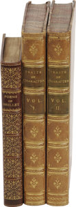 Books:Non-American Editions, Percy Bysshe and Mary Shelley- Related Pair of Books. Stopford A. Brooke, editor: Poems of Shelley. (London: Macmillan a... (Total: 3 )