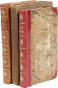 Books:Non-American Editions, Three Shelley-Related Anthologies. George Borrow: Tales of theWild and Wonderful (London: Hurst, Robinson, and Co., 182...(Total: 3 )