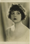"""Movie/TV Memorabilia:Photos, Madge Bellamy 11"""" x 14"""" Photograph. Madge Bellamy (1899-1990) was a prominent Silent Screen actress whose credits included ..."""