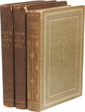 Books:Non-American Editions, Two Wonderful Elizabeth Gaskell Novels. An English novelist andshort story writer, Elizabeth Cleghorn Gaskell, 1810-1865, i...(Total: 2 )