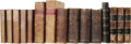 Books:Non-American Editions, A Collection of Eighteenth & Nineteenth Century LiteraryReference Works. Reverend Dionysius Larener: The CabinetCyclopae... (Total: 15 )