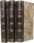 Books:First Editions, Mary Shelley: Lodore First Edition. (London: RichardBentley, 1835), first edition, three volumes, Volume I: 300 pag...(Total: 3 )
