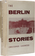 Books:Signed Editions, Christopher Isherwood Signed: The Berlin Stories. (New York: New Directions Books, 1954), second printing, 207 pages, si...