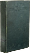 Books:Signed Editions, F. Scott Fitzgerald Inscribed: All the Sad Young Men. (New York: Charles Scribner's Sons, 1926), first edition with publ...