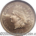 Proof Indian Cents: , 1862 1C PR66 PCGS. Coins of this issue that grade as fine ...
