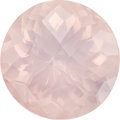 Gems:Faceted, FLAWLESS ROSE QUARTZ GEMSTONE. ...