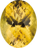 Gems:Faceted, BRIGHT YELLOW CITRINE GEMSTONE - NATURAL & UNTREATED. ...