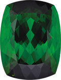 Gems:Faceted, BRILLIANT GREEN TOURMALINE GEMSTONE. ...