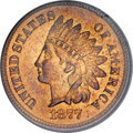 1877 1C MS66 Red and Brown NGC....(PCGS# 2128)