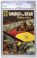 Silver Age (1956-1969):Adventure, Four Color #1214 Smokey the Bear, Nature Stories - File Copy (Dell, 1961) CGC NM+ 9.6 Off-white pages....