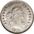 Early Quarters, 1805 25C MS66 NGC....