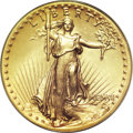 High Relief Double Eagles, 1907 $20 High Relief, Wire Rim--Rims Filed, Cleaned--ANACS. MS60Details....