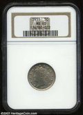Liberty Nickels: , 1911 5C MS65 NGC. Somewhat soft on the obverse stars, and ...