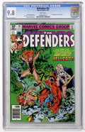 Modern Age (1980-Present):Superhero, The Defenders #94 (Marvel, 1981) CGC NM/MT 9.8 White pages....