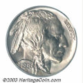 Proof Buffalo Nickels: , 1936 5C Type One--Satin Finish PR67 PCGS. The Mint ...