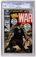 Bronze Age (1970-1979):War, Star Spangled War Stories #153 (DC, 1970) CGC NM 9.4 White pages....