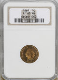 Proof Indian Cents: , 1869 1C PR65 Red NGC. NGC Census: (12/6). PCGS Population (15/2). Mintage: 600. Numismedia Wsl. Price for NGC/PCGS coin in ...