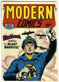 Golden Age (1938-1955):War, Modern Comics #75 (Quality, 1948) Condition: FN/VF....