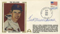 Autographs:Others, Ted Williams Signed First Day Cover. Postmarked 1981, the first day cover provided here was created to commemorate the 40th ...